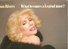 JOAN RIVERS What Becomes A (Semi) Legend LP record ~great shape ~FREE SHIPPING