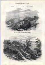 1872 The Andaman Islands Ross Island Port Blair