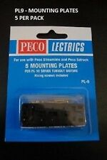 PECO ELECTRICS-PL9-5 MOUNTING PLATES FOR PL10 POINT MOT