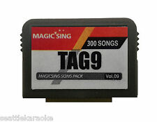Magic Sing EnterTech Song Chip Tagalog #09 - 300 Songs