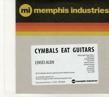 (EU137) Cymbals Eat Guitars, Lenses Alien - 2011 DJ CD