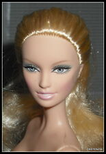 NUDE BARBIE 2007 MODEL MUSE THE MOST COLLECTIBLE DOLL  BLONDE BLUE EYES FOR OOAK