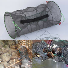 Crab Crayfish Lobster Catcher Pot Trap Fish Net Eel Prawn Shrimp Live Bait MMP