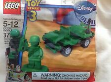 Lego Toy Story Army Jeep 30071 Polybag BNIP