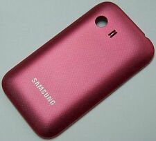 GENUINE Samsung Galaxy Y GT-S5360 BATTERY COVER Door PINK phone S5363 S5367 5369