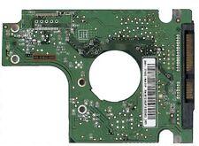Controladora PCB WD 3200 bvvt - 63a26y0 discos duros electrónica 2060-771672-004