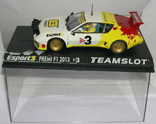 TEAM SLOT  SRE04 RENAULT ALPINE A310 V6 P. TV3  ESPORT3 PREMI F1 2013  LTED.ED.