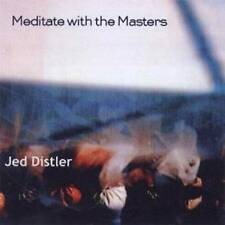Jed Distler - Meditate with the Masters  - CD MC110 2011
