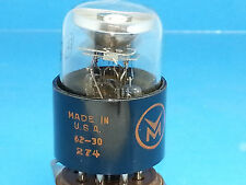 RCA 6AF6 G MAGIC EYE VACCUM TUBE VOICE OF MUSIC  VERY BRIGHT  R28D