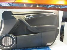 2005 Acura TL passenger front door panel with window switch FLAWS