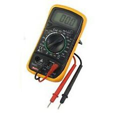Large Digital Multimeter hand held tester electrical big volts amps voltage