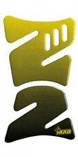 PROTECTION RESERVOIR JAUNE PAD MOTO kawasaki ER6 /honda/suzuki GSXR/yamaha FAZER