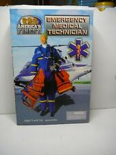 America's Finest EMT Emergency Medical Technician Action Figure Sealed