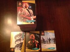 Pro Set Music Cards Super Stars Full Set of 260 Collectible Cards