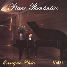 Piano Romantico, Vol. 1 by Enrique Chia (Piano/Composer) (CD, Nov-1999, Begui...