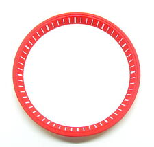 Brand New SEIKO 7002 Chapter Ring (minute track- mod parts) new color-Red