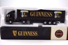 Corgi 1:50 75407 LEYLAND DAF Truck & Curtainside Trailer in GUINNESS Livery MIB