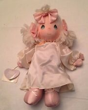 """Precious Moments Lasts Forever Applause 14"""" Angie Angel Doll NEW w/ tags"""