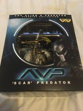 EAGLEMOSS ALIEN & PREDATOR FIGURINE COLLECTION AVP SCAR  PREDATOR NEW & UNOPENED