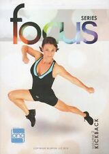 Cardio and Toning DVD - Tracie Long FOCUS SERIES KICKBACK!