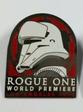 Star Wars Rogue One Premiere Pin exclusive