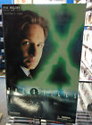 """Sideshow X-Files 1/6 Scale 12"""" Fox Mulder Action Figure Toy Doll MIB 2004"""