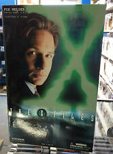 "Sideshow X-Files 1/6 Scale 12"" Fox Mulder Action Figure Toy Doll MIB 2004"