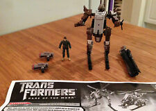 Transformers DOTM Human Alliance Autobot Whirl (2011).