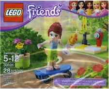 Brand New Lego - Mia And Skateboarder - Friends - 30101 - Polybag Promo