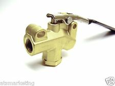 Carpet Cleaning High Pressure Brass Angle Valve for Wands - WP