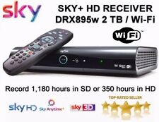 Sky+ HD Box Amstrad WIFI DRX895W 2TB PVR6 - 3D READY WIFI 2 YEAR WARRANTY