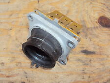 HONDA RS125 NF4 REED BLOCK AND CARB RUBBER