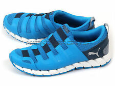 Authentic Puma Osu v4 Casual Lifestyle Running Sneakers Blue - UK 11.5 / US 10.5