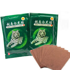16pcs Medical Tiger Plaster Heumatoid Arthritis Spondylosis Ache Pain Relief