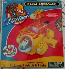 Zhu Zhu Pets Zhu Fari Fun Rover Vehicle with Baby