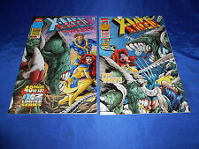 3 X-Men Mini Series X-Men vs Brood, Chaos War X-Men, X-treme X-Men Xpose NM-