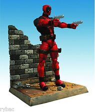 MARVEL SELECT DEADPOOL Action Figure-NUOVO in confezione non aperta