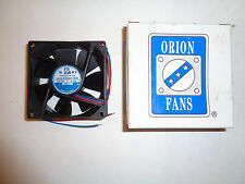 New Knight Electronics Orion Fans Computer PC Fan OD8025-12HB DC 12V 0.18A