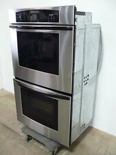 "THERMADOR C302US 30"" DOUBLE WALL OVEN STAINLESS STEEL, WORKS PERFECT"
