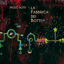 PAOLO BOTTI    «La fabbrica dei Botti»  Caligola 2202