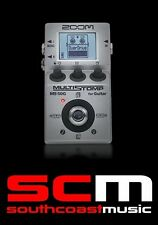 ZOOM MS-50G Multistomp Electric Guitar FX Pedal Chorus Delay Reverb Effects MS50