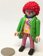 Playmobil Circus Fair Clown Red Hair 5546 6448