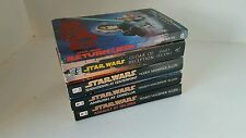 5 star war books bundle collectable