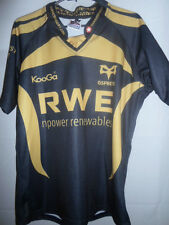 2009-2010 Ospreys Home Rugby Super League Shirt large (31639)