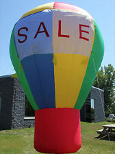16' Promotional Advertising Inflatable Hot Air Style Balloon - Rainbow Color