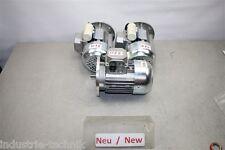 STM Motor eléctrico 0,22 KW 1380 min motor trifásico flanch