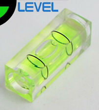 Rectangular Cube Spirit Level Bubble Measuring Leveller Detector 29 x 10 x 10mm