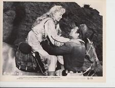 "George Montgomery and Karen Booth in ""Seminole Uprising"" 1955"
