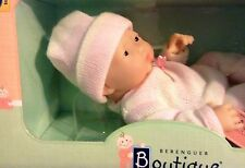 """BERENGUER BABY DOLL 10""""  GIRL AGE 2+ NRFB ASIAN FACE"""