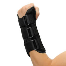 Carpal Tunnel Wrist Brace Support Sprain Forearm Splint Band Strap-Medium Right